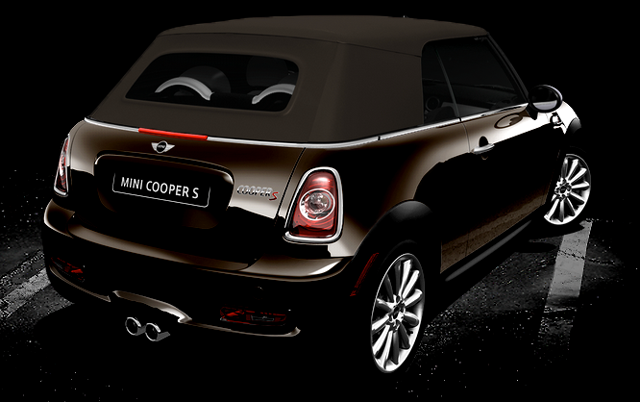 Exclusive Mini To Introduce Special Edition Highgate Convertible