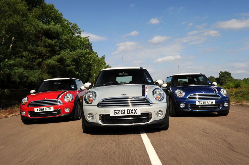 Mini Uk Introduces Olympic Special Editions Motoringfile