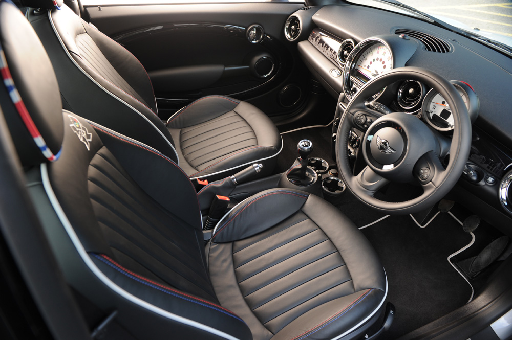 mini uk introduces olympic special editions motoringfile. Black Bedroom Furniture Sets. Home Design Ideas