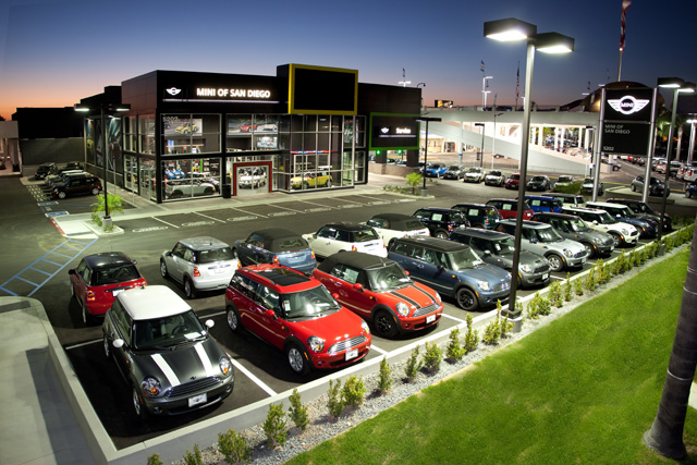 MINI Dealerships are #1 in customer satisfaction