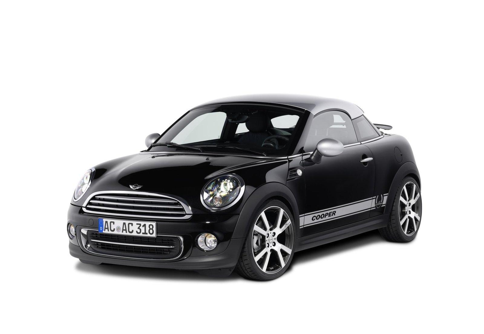 ac schnitzer creates bolt on tuning kit for the mini coup motoringfile. Black Bedroom Furniture Sets. Home Design Ideas