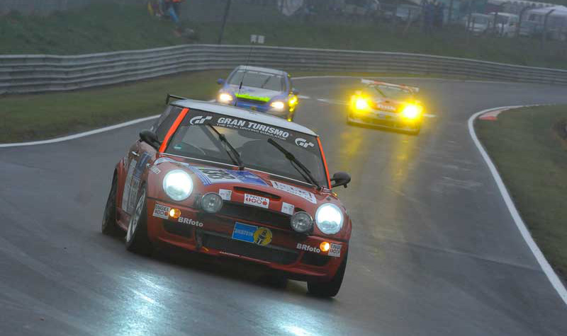 MINI Endurance Racing