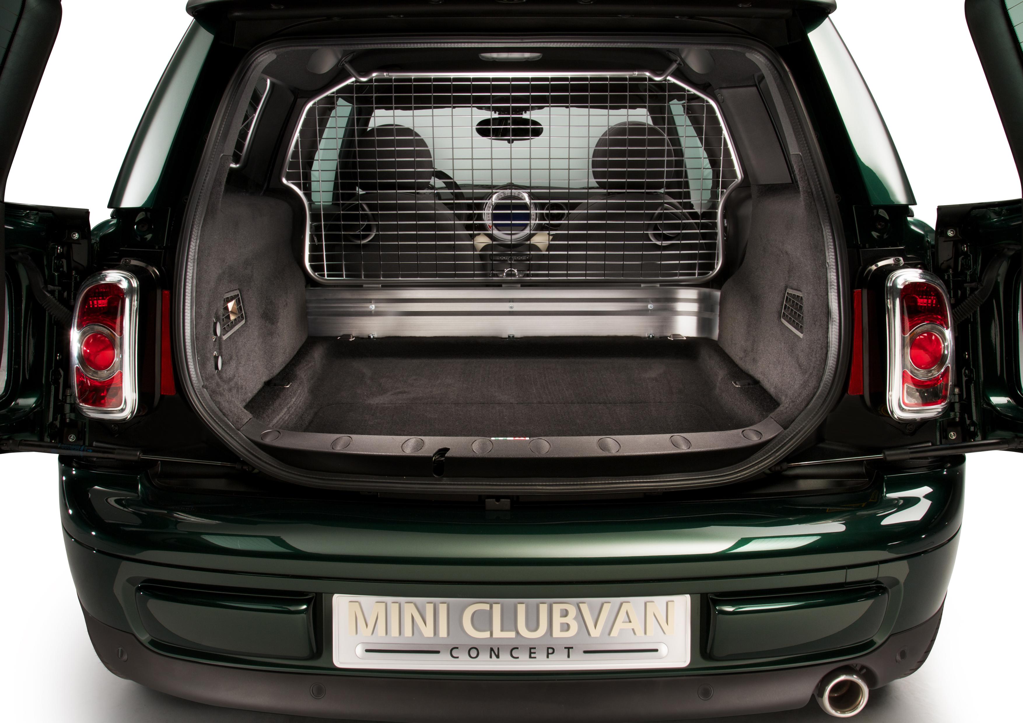 MotoringFile » Archive » World Premier: MINI Clubvan Concept