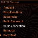 MINI Connected: AUPEO! Music Service