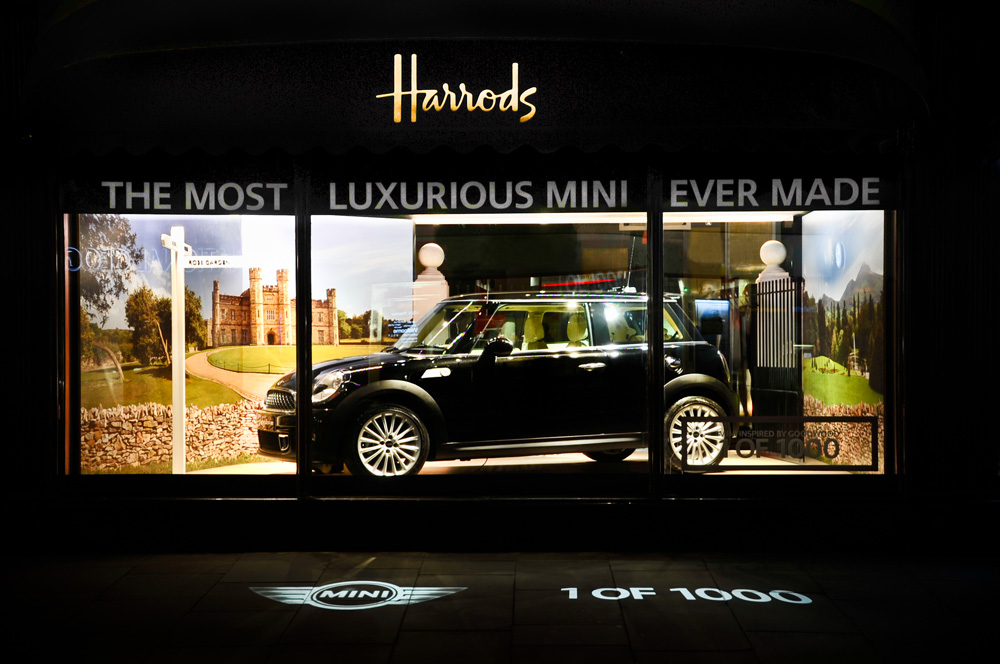 MINI Goodwood on sale at Harrods