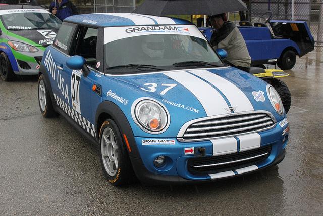 MINI B-Spec Inaugural Race