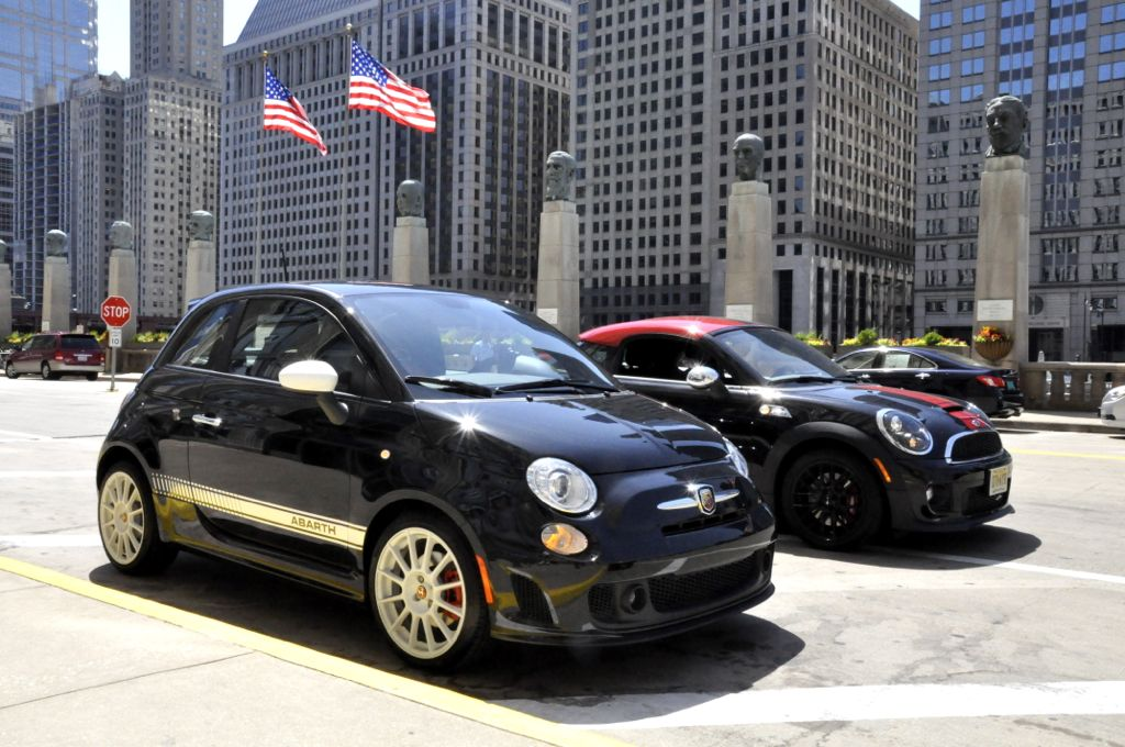 fiat iconic website slider official italian module the car city design