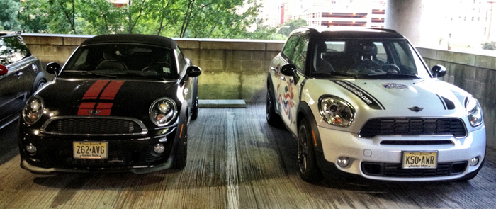 MF Countryman and Roadster
