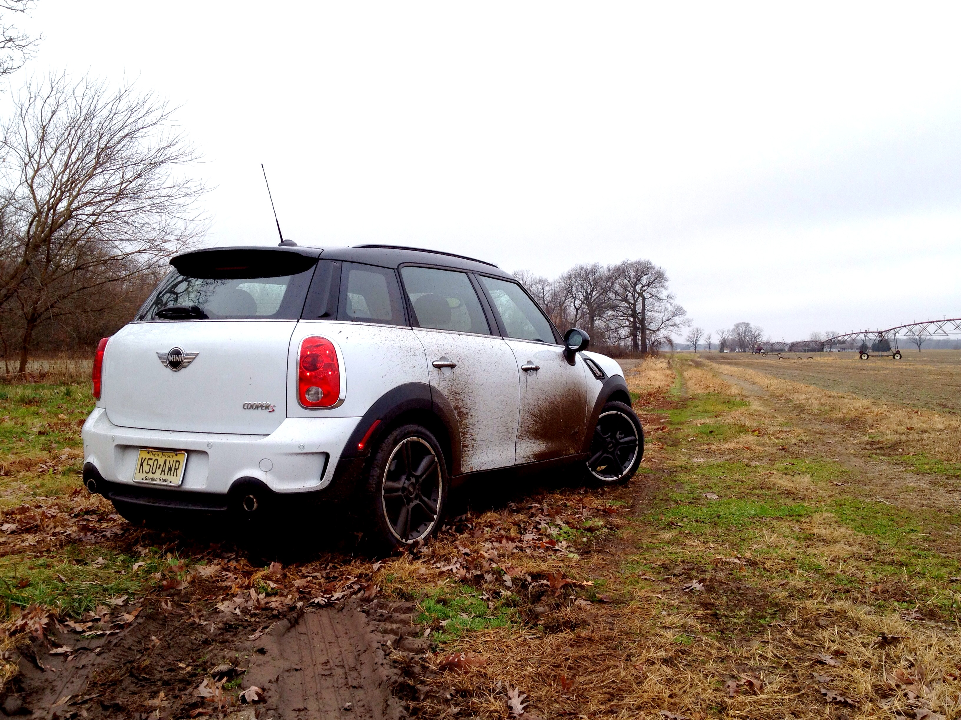 Mf Garage Mini Countryman Cooper S End Of Term Motoringfile