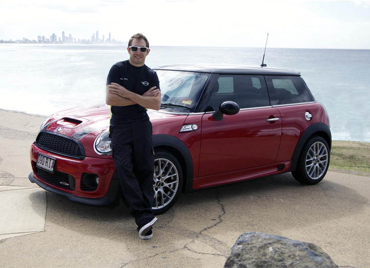 Chris Atkinson Returns to WRC with MINI