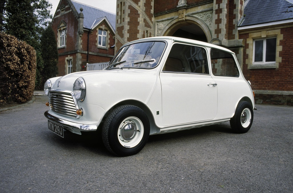 Autocar Names Classic Mini Greatest British Car Ever Made