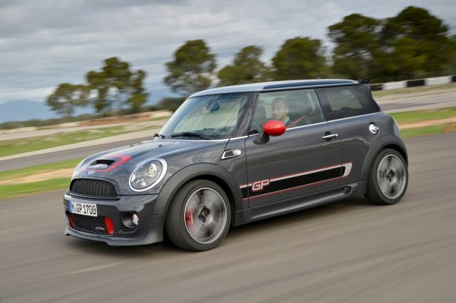 MINI JCW GP
