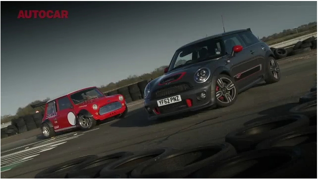 MINI JCW GP vs. MINI Busa