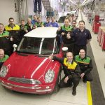 MINI Plant Oxford Celebrates 100 Years of Building Cars