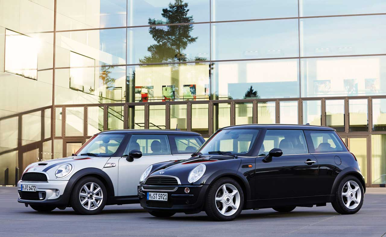 MINI Recalls 86,000 Cars from 2002-2005 Due to Steering Pump Issues