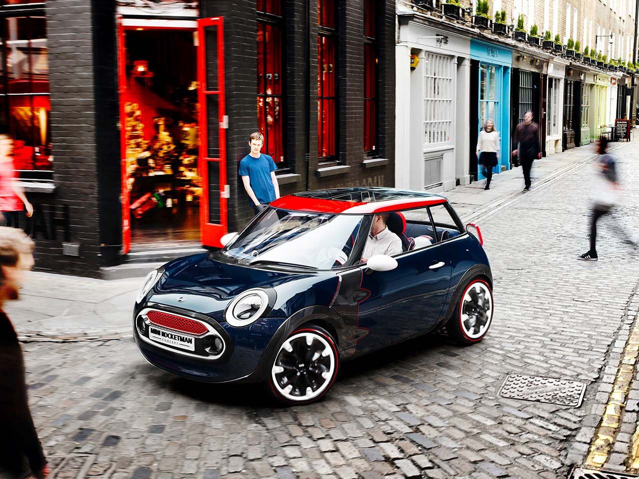 MINI Rocketman and Superleggera Roadster Could Still be Produced