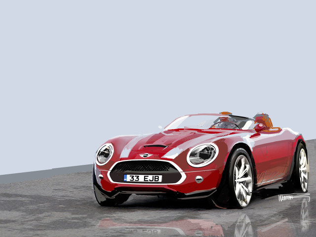 P90150959-MINI Superleggera Vision Roadster Concept