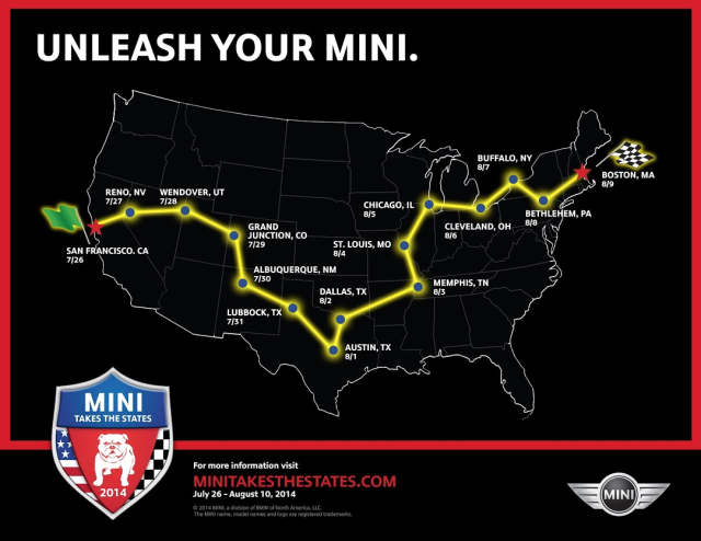 MTTS 2014 ROUTE