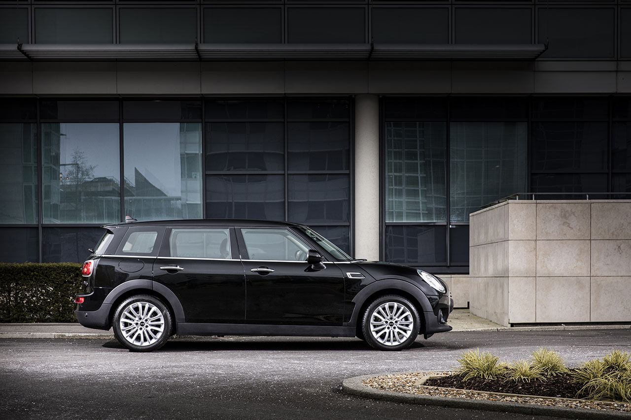 Mini Uk Releases Value Priced Mini Clubman One D Motoringfile