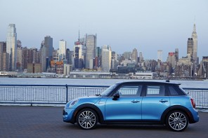 Rumor: MINI Five Door Hatch to Spawn Crossover