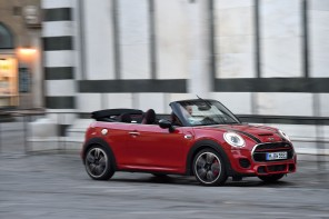 Global MINI Sales Continue Upward for April