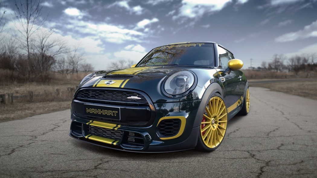 Manhart's a 300 HP MINI Begs the Question: Should the JCW