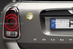 Exclusive: MINI Countryman E Revealed