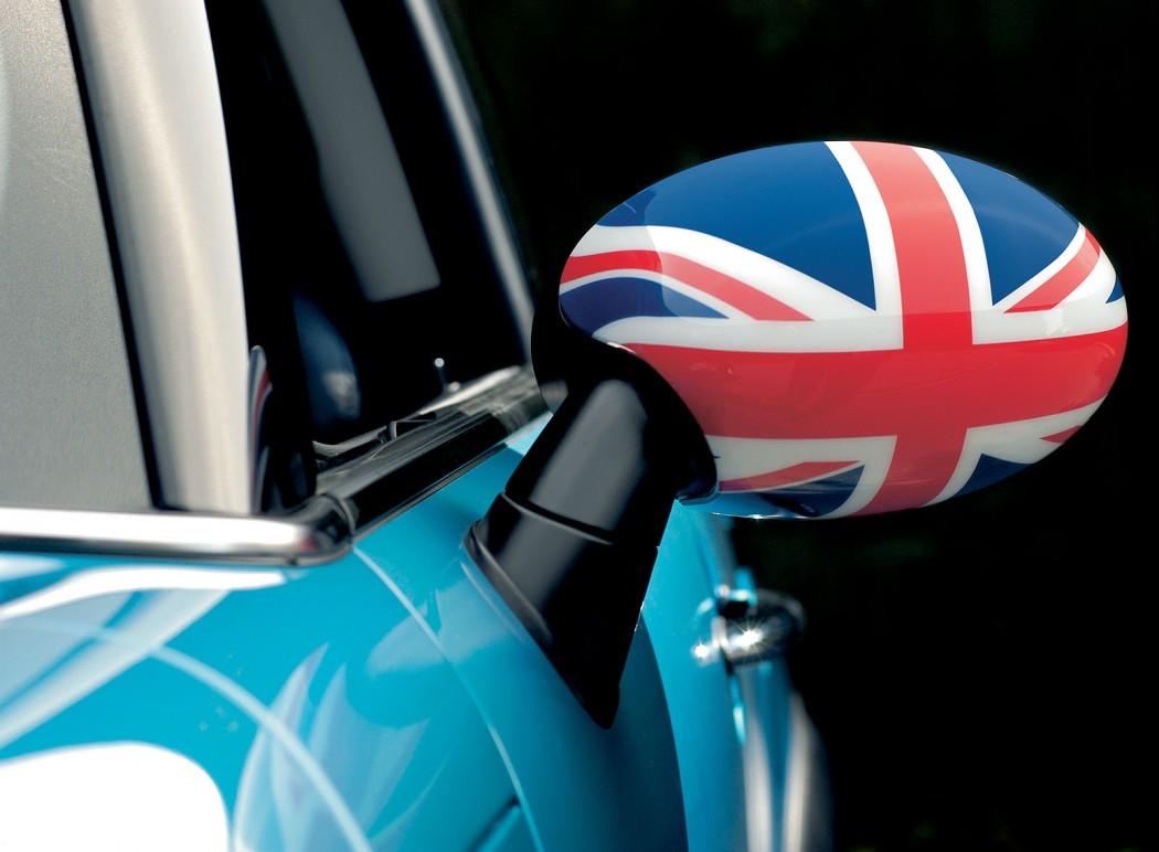 England, Union Jack