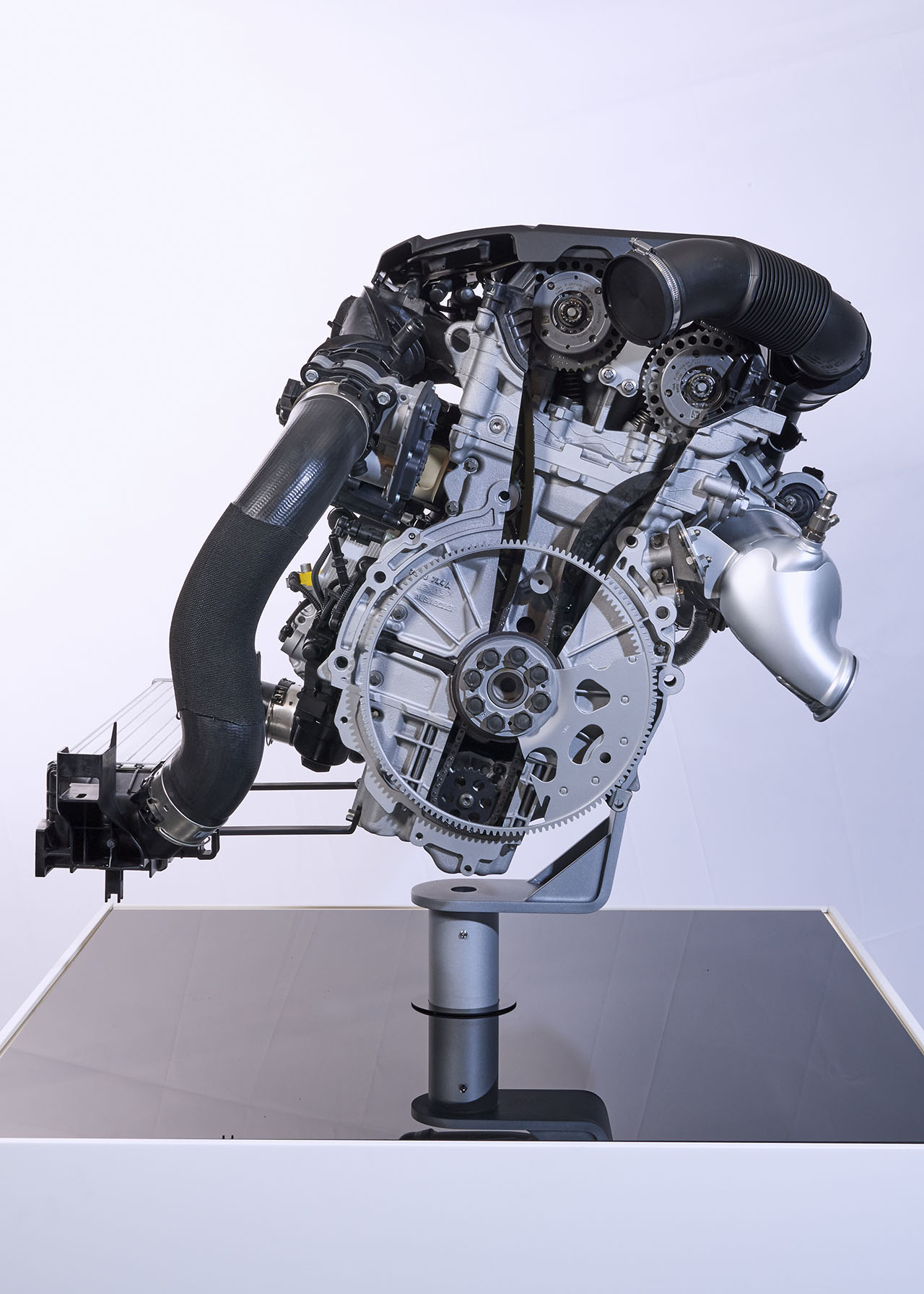 BMW TwinPower Turbo 3-Zylinder Benzinmotor