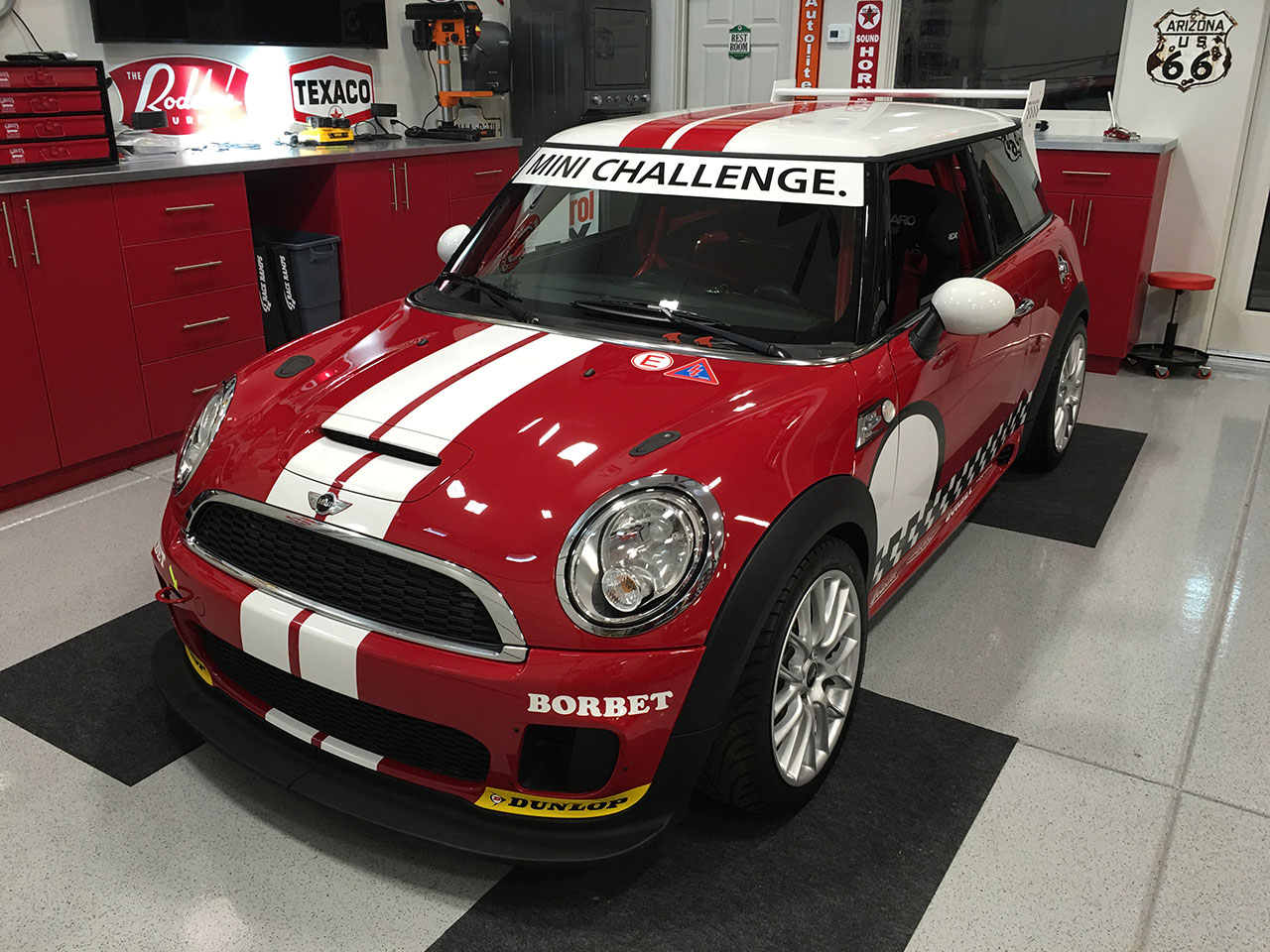 For Sale: Ultra Rare Brand New US Based R56 MINI Challenge Race ...