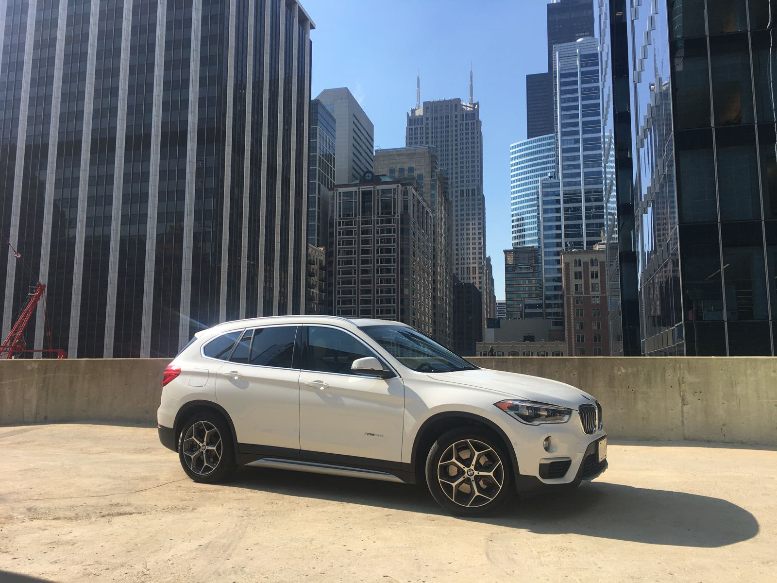 The X1 Does Take Advantage Of Its Front Wheel Drive Roots Compared With Previous Version Both Shorter And Taller Allowing For Better Visibility