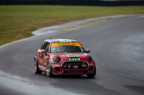Race Report: Podium Finish for MINI at VIR