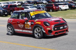 MINI JCW Racing Misses 2nd Place on the Last Lap