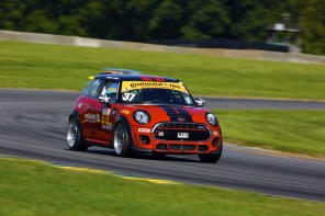 VIR Next Stop For MINI JCW Team