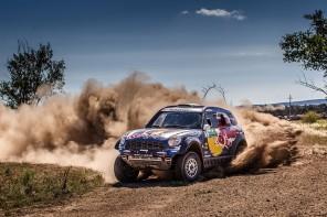 MINI ALL4 Racing Wins Hungarian Baja