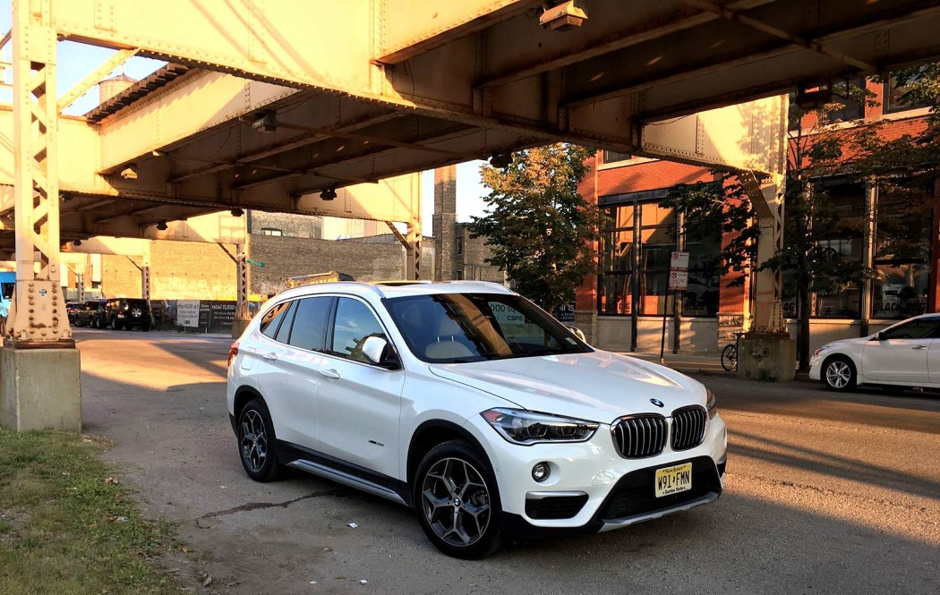 Mf Review The Bmw X1 Vs The Mini Clubman Motoringfile