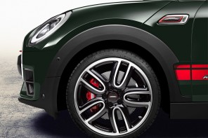 First Video: MINI JCW Clubman