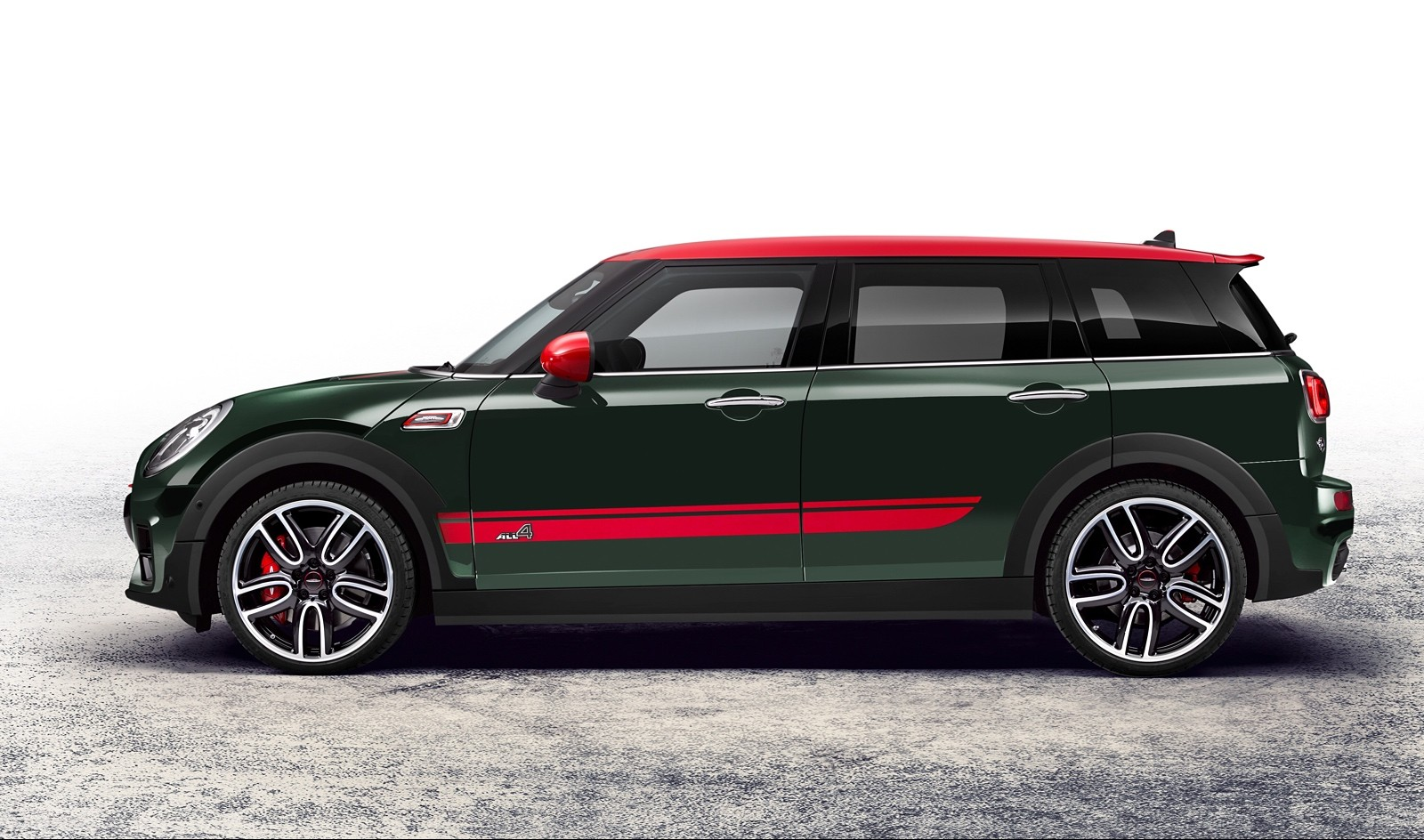 2018 Mini Refresh Looks To Be Less Visual Than Expected Motoringfile