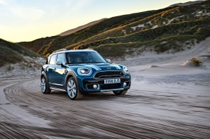 First Video: 2017 MINI Countryman