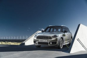 In-Depth: 2017 Countryman Cooper S E Hybrid