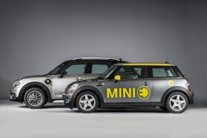 Report: All Electric MINI E Concept to Debut at Frankfurt