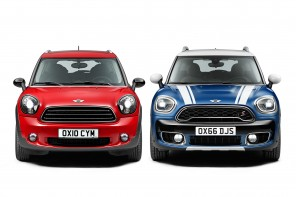 2016 Countryman vs the 2017 Countryman – Visual Differences