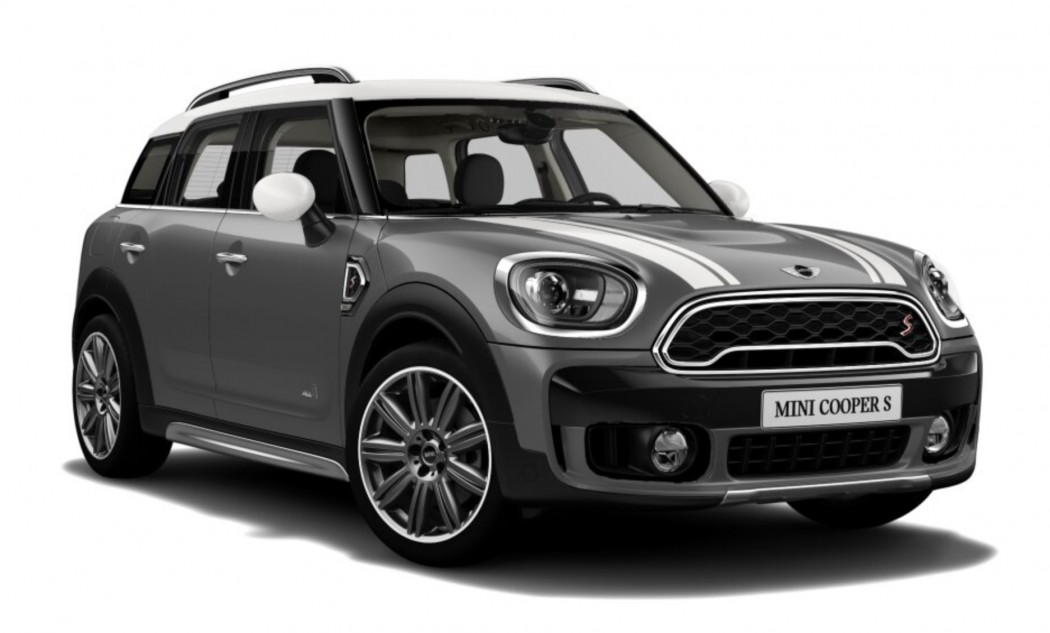 go configure your 2017 mini countryman motoringfile. Black Bedroom Furniture Sets. Home Design Ideas