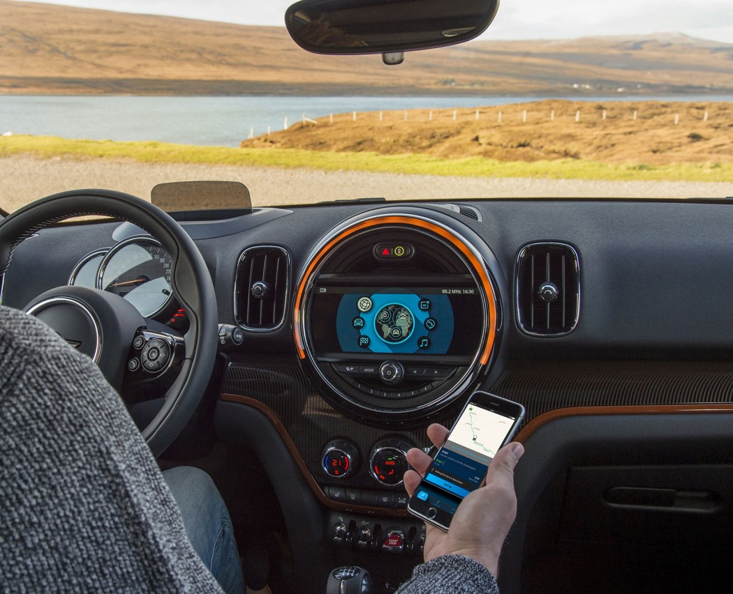 new mini car releaseMINI Launches New MINI Connected App Including a New Personal