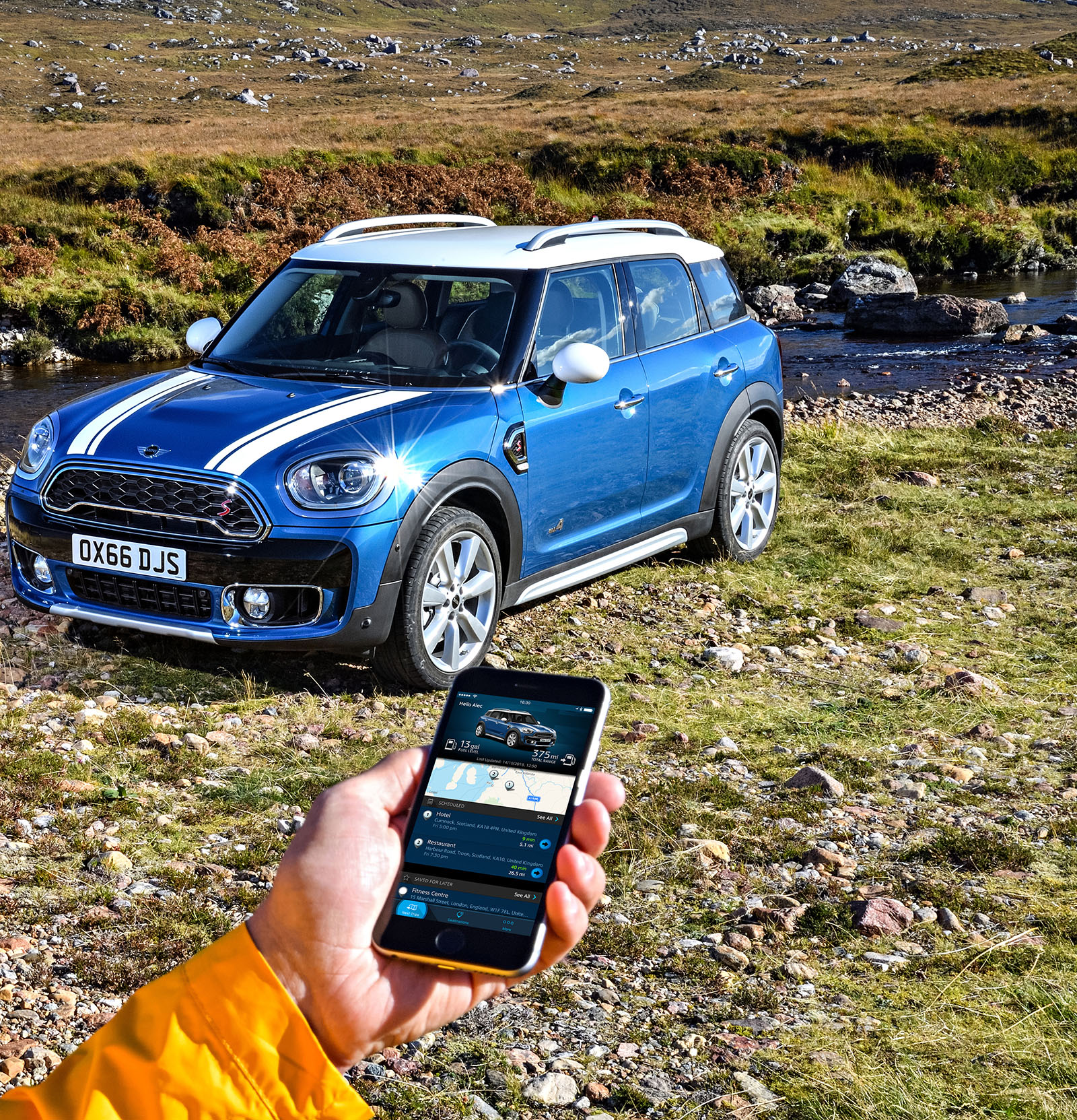 MINI Launches New MINI Connected App Including a New Personal