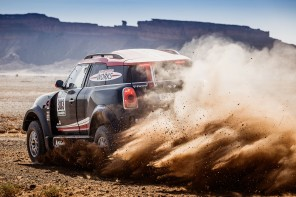 MINI JCW Dakar Rally Car – Official Gallery