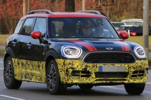 The JCW Countryman – What We know