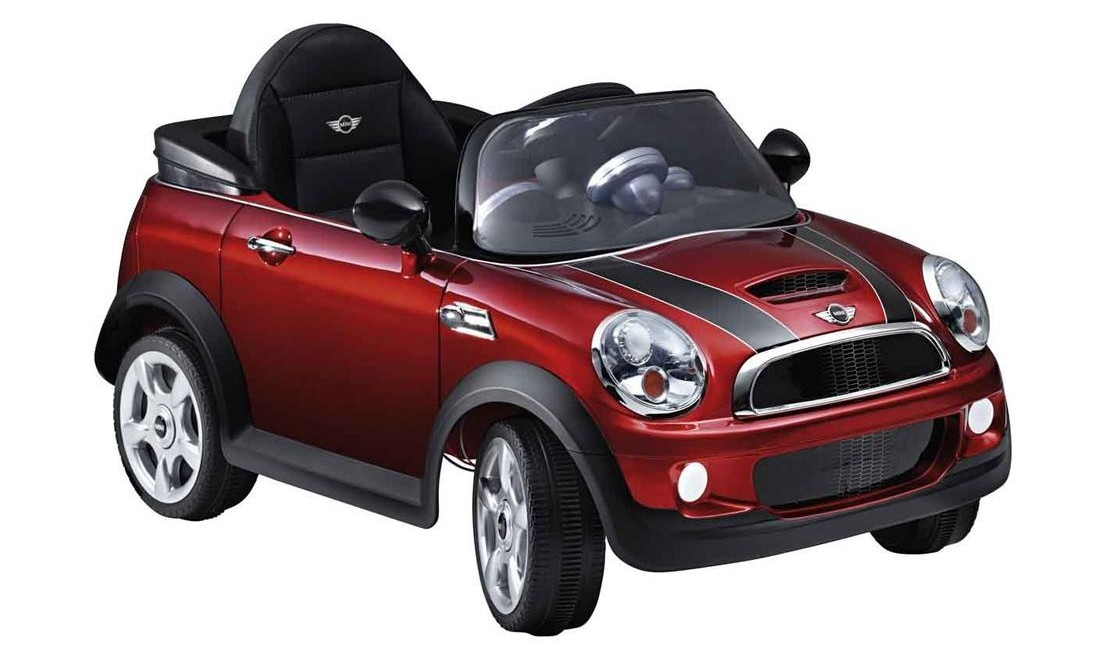 Review Tesla Radio Flyer Vs The Mini Convertible Electric Ride On