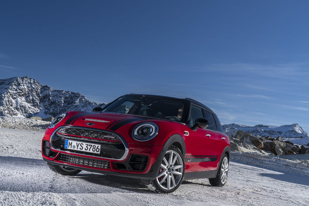 New Photos Video The 2017 Jcw Clubman Motoringfile