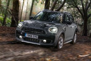 The MINI Countryman Off-road?